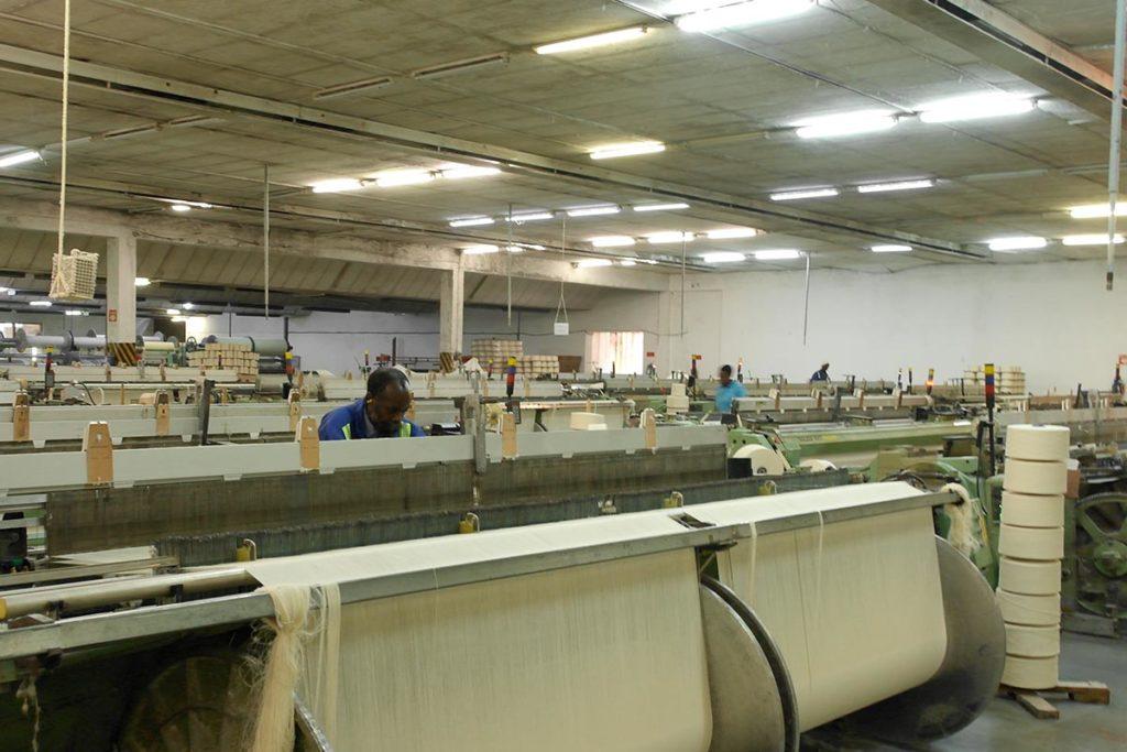 Kadoma Textiles Factory
