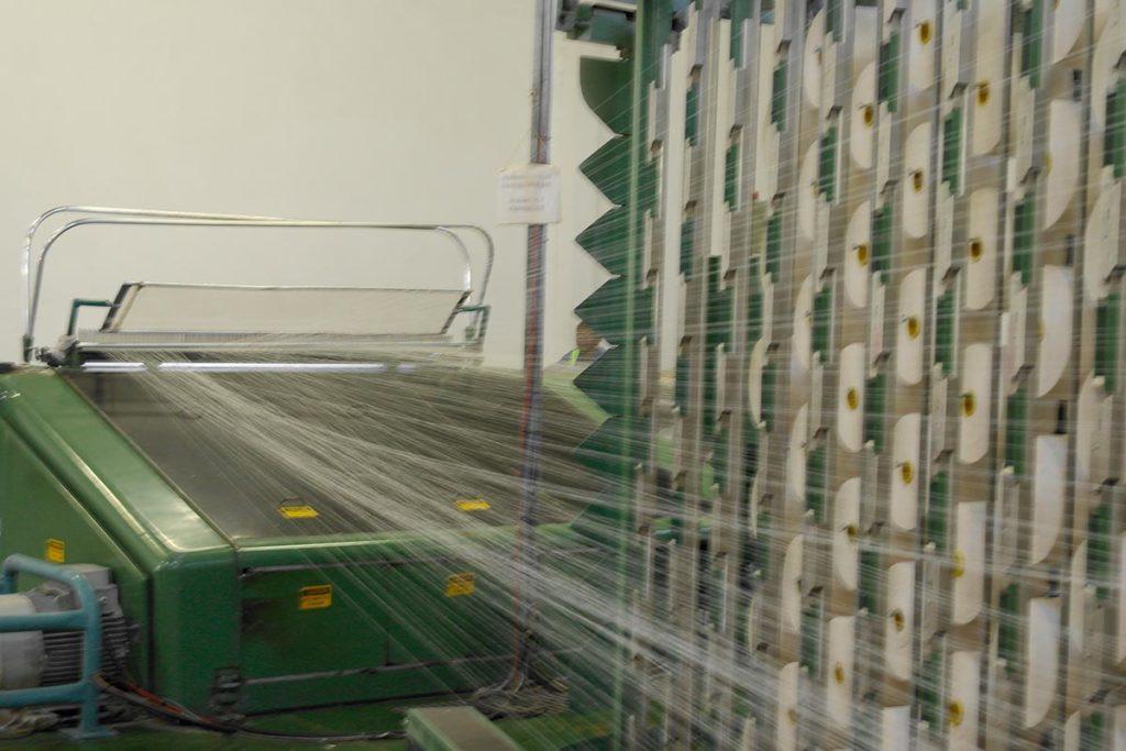 Kadoma Textiles Thread Machine