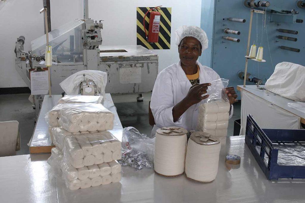 Protex Medical Textiles Zimbabwe