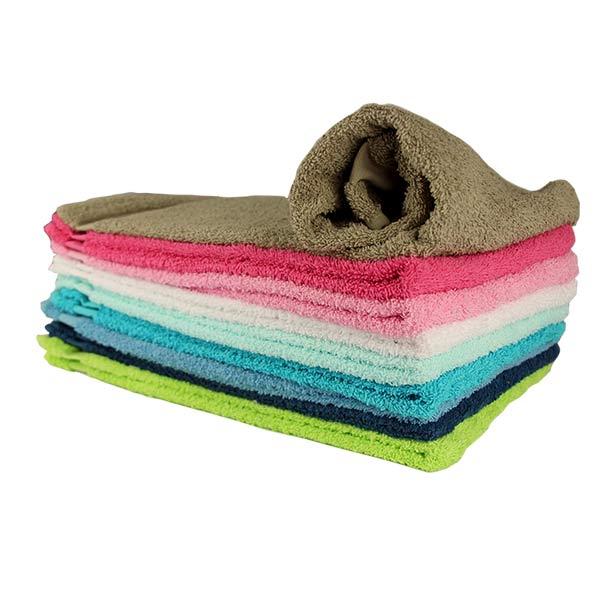 Black Rose Towels